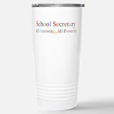 School Secretary Travel Mug
