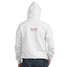 WOOF Hoodie with logo on back