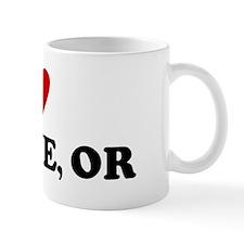 I Love Eugene Mug