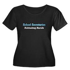School Sec. Multitasking Marvels T