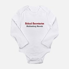School Sec. Multitasking Marvels Long Sleeve Infan