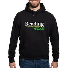 Reading Imagination Hoodie