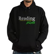 Reading Imagination Hoodie