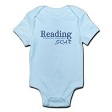Reading Imagination Infant Bodysuit