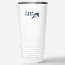 Reading Imagination Travel Mug