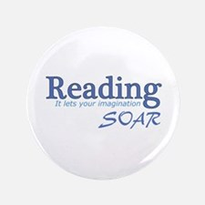 "Reading Imagination 3.5"" Button"
