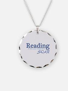 Reading Imagination Necklace