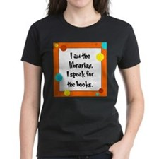 Librarian Seuss Lorax Tee