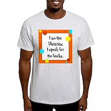 Librarian Seuss Lorax T-Shirt