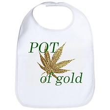 Pot of Gold Bib