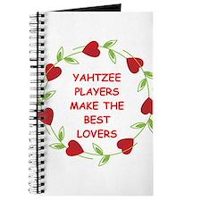 yahtzee Journal
