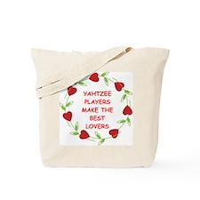 yahtzee Tote Bag