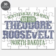 Theodore Roosevelt Park ND Puzzle