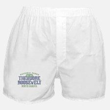 Theodore Roosevelt Park ND Boxer Shorts