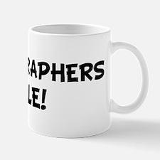 LEXICOGRAPHERS Rule! Mug