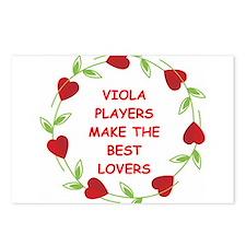 viola Postcards (Package of 8)