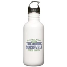 Theodore Roosevelt Park ND Water Bottle