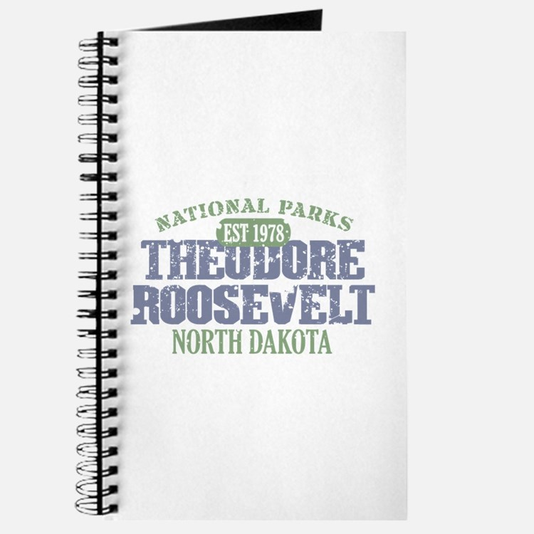 Theodore Roosevelt Park ND Journal