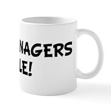 RISK MANAGERS Rule! Mug