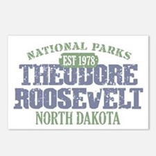 Theodore Roosevelt Park ND Postcards (Package of 8