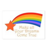 Make all your dreams come true - Postcards (Packag