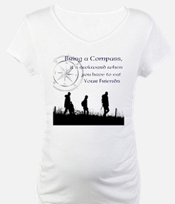 Compass Awkward Shirt