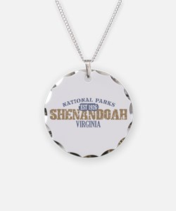 Shenandoah National Park VA Necklace