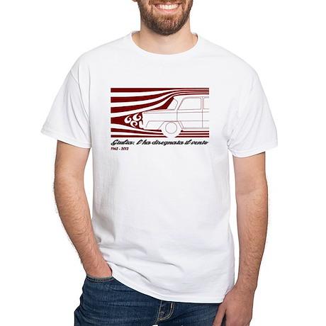 Alfa Romeo Giulia: l'ha diseg White T-Shirt