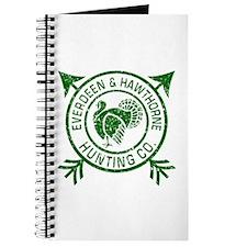 Everdeen & Hawthorne Hunting Journal