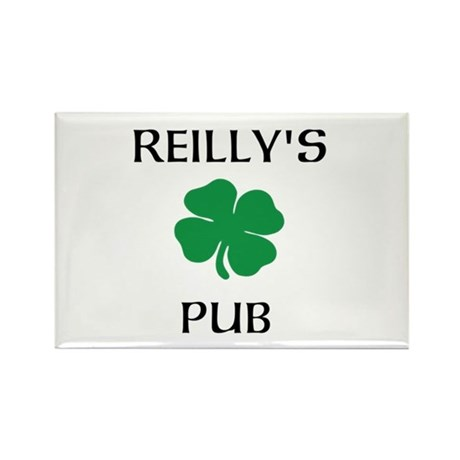Reillys Pub Rectangle Magnet (10 pack)