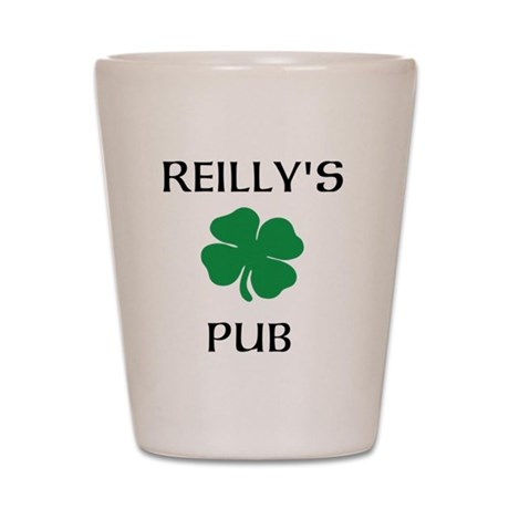 Reillys Pub Shot Glass