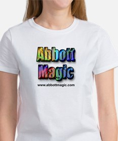 Abbott Magic Womens shirts Women's T-Shirt