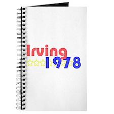 Cute Irving Journal