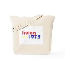 Cute Irving Tote Bag