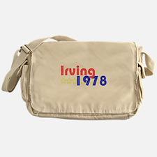 Cute Irving Messenger Bag
