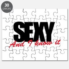 Sexy and I know it Puzzle