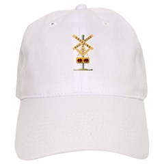 Rail Roading Mason Baseball Cap