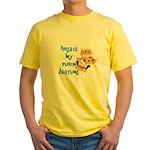 My Purim Costume Yellow T-Shirt