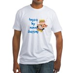 My Purim Costume Fitted T-Shirt