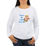 My Purim Costume Women's Long Sleeve T-Shirt