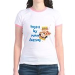 My Purim Costume Jr. Ringer T-Shirt