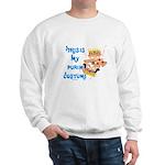 My Purim Costume Sweatshirt
