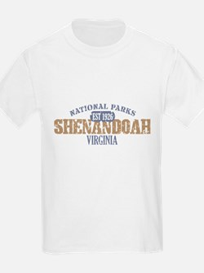 Shenandoah National Park VA T-Shirt