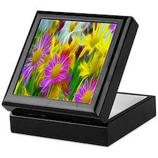 Electric Garden Keepsake Box