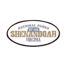Shenandoah National Park VA Patches