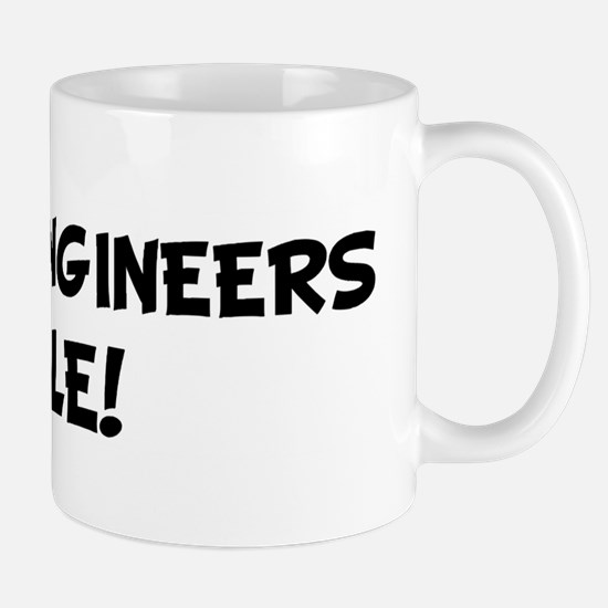 SOUND ENGINEERS Rule! Mug