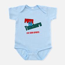Phys Ed Teachers Infant Bodysuit