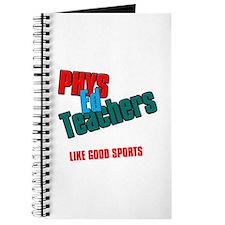 Phys Ed Teachers Journal