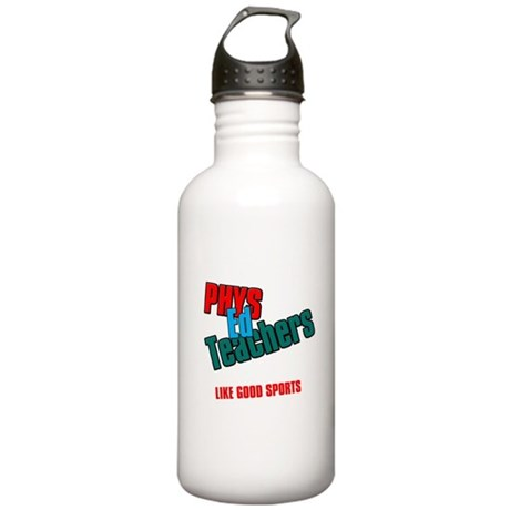 Phys Ed Teachers Stainless Water Bottle 1.0L