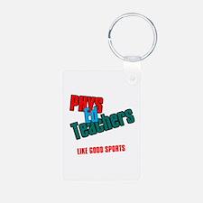 Phys Ed Teachers Keychains